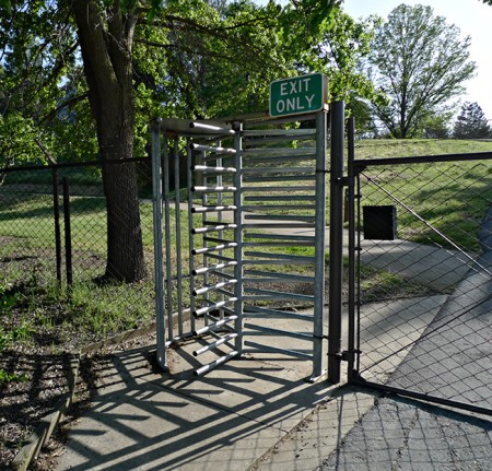 Exit Gate of the John Miur House National Historic Monument