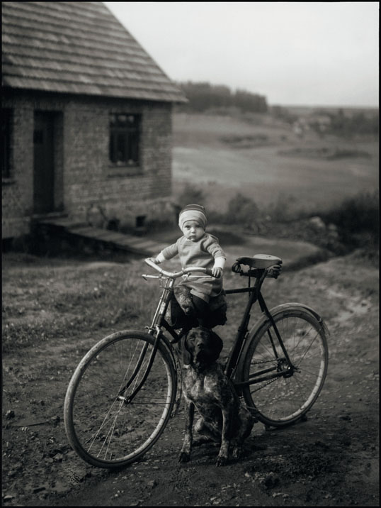 August-Sander-Forester's-Child-Westerwald-1931