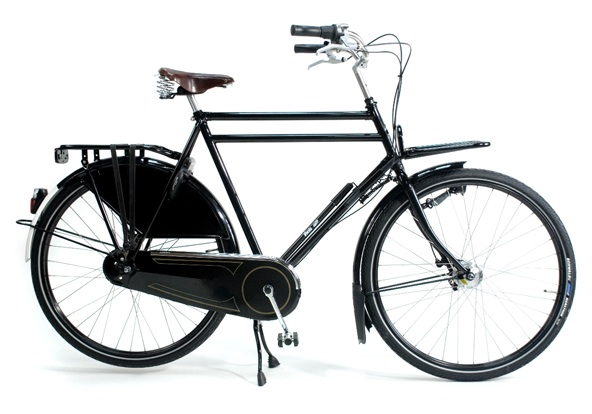 A heavy (but not cheap) dutch-style commuting bike